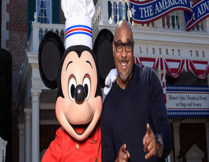 Chef G. Garvin and Chef Mickey (Image: Disney)