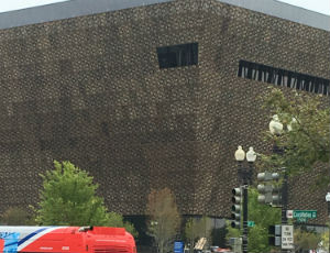 Scenes from the National African American Museum Dedication: Honoring Our Past, Engaging in Today's Conversation on Race