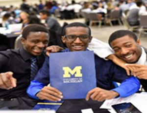 Chicago Scholars Among First to Be Accepted to College