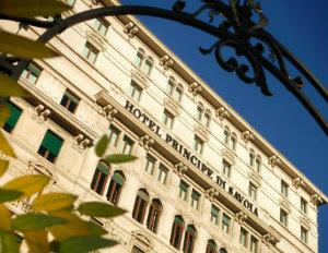 The Dorchester Hotel Experience: Hotel Principe di Savoia
