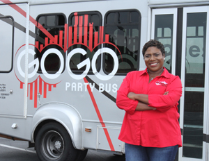 This Entrepreneur Brings the Party with the GoGo Party Bus Franchise