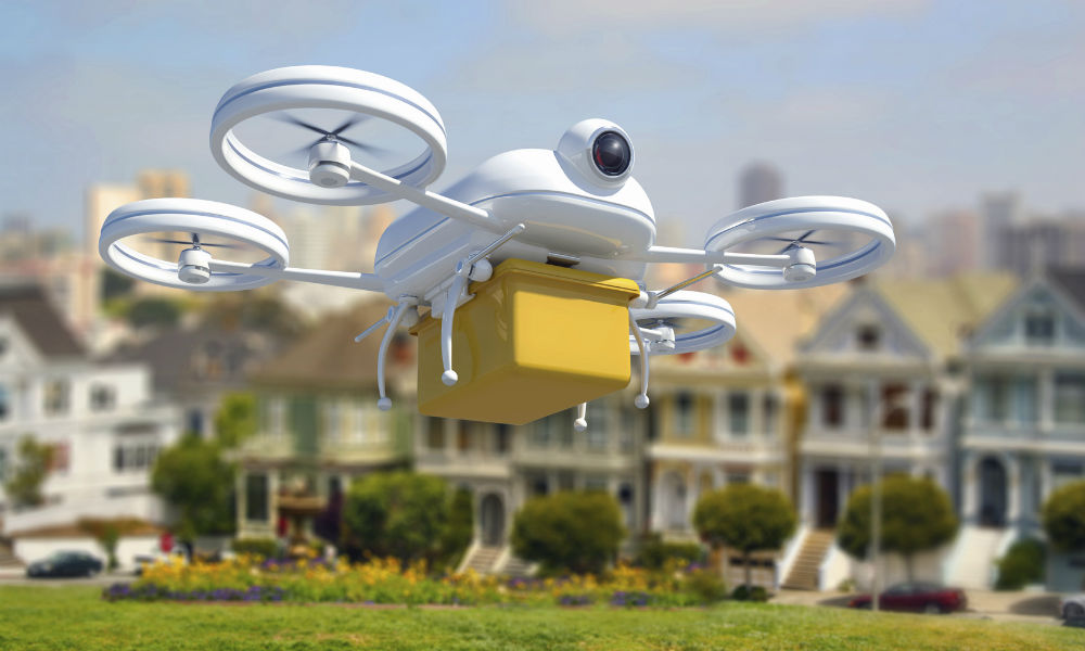 Get Ready for the Upcoming Drone Overtake