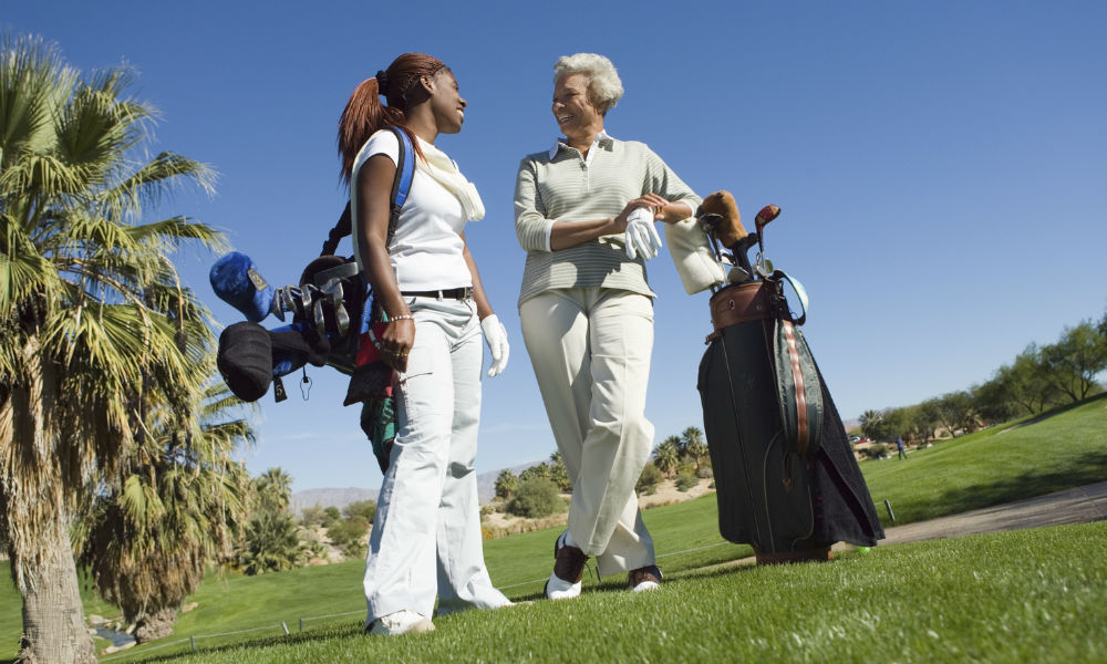 Black Girls Golf Founder Tiffany Fitzgerald Talks What the Game Can Do for You