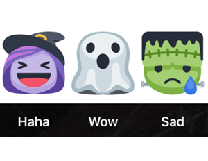 Facebook Offers Tricks for Halloween