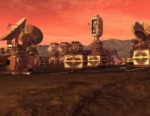 $300M for Humans on Mars, Robots, and Fighting Solar Storms