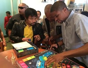 Father-Son Team Develop Trivia Board Game That Is Bringing Conversation Back
