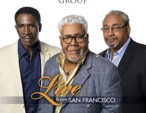"Rance Allen Group ""Live From San Francisco"" album cover"