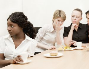 Ask Sheree: How to Deal With Racist Coworkers