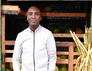 BE GLOBAL: This Nigerian Entrepreneur Says Your Coconut Water Is Finished