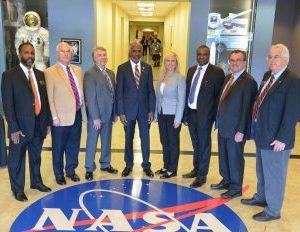 FAMU, Lockheed Martin Sign $5M NASA Agreement