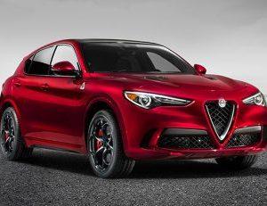 Alfa Romeo Stelvia