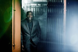 Nathan East. Photo by Kharen Hill.