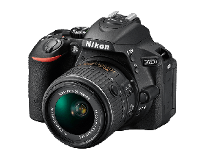 BE Holiday Test Drive: Nikon D5500 DLSR Camera