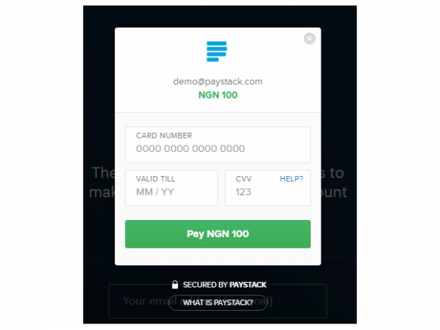 Image: Paystack