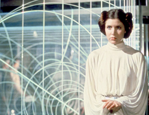 Tech 100: How Princess Leia Influenced This Woman in STEM