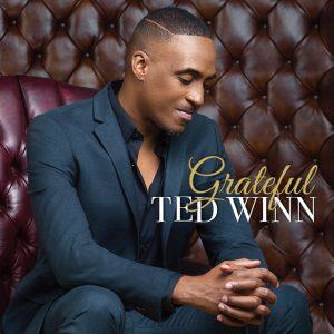 "Ted Winn ""Grateful"" digital album cover."