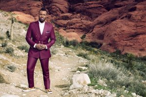 Vashawn Mitchell. Photo courtesy of V Man/Motown Gospel.
