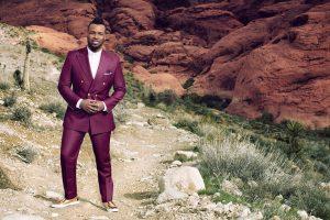 Vashawn Mitchell. Photo courtesy of V Man/Motown Gospel.