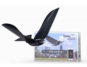 All I Want for Xmas is a Bionic Bird Drone