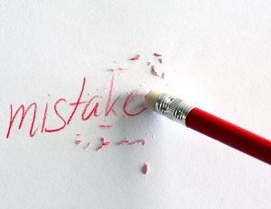 Messed Up At Work? 5 Tips to Recover From a Major Mistake