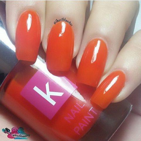 K Squared Nail Polish