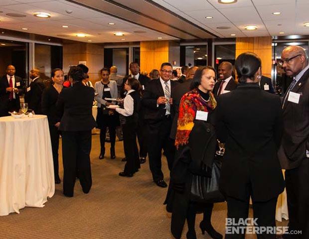 Best Companies for Diversity Reception