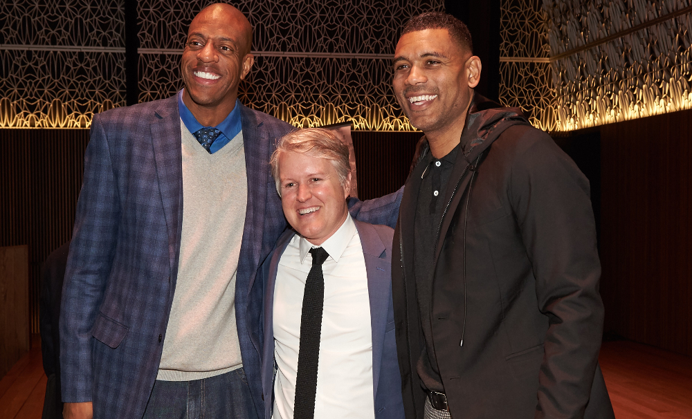 Allan Houston Partners with EverFi to Create FISLL 306