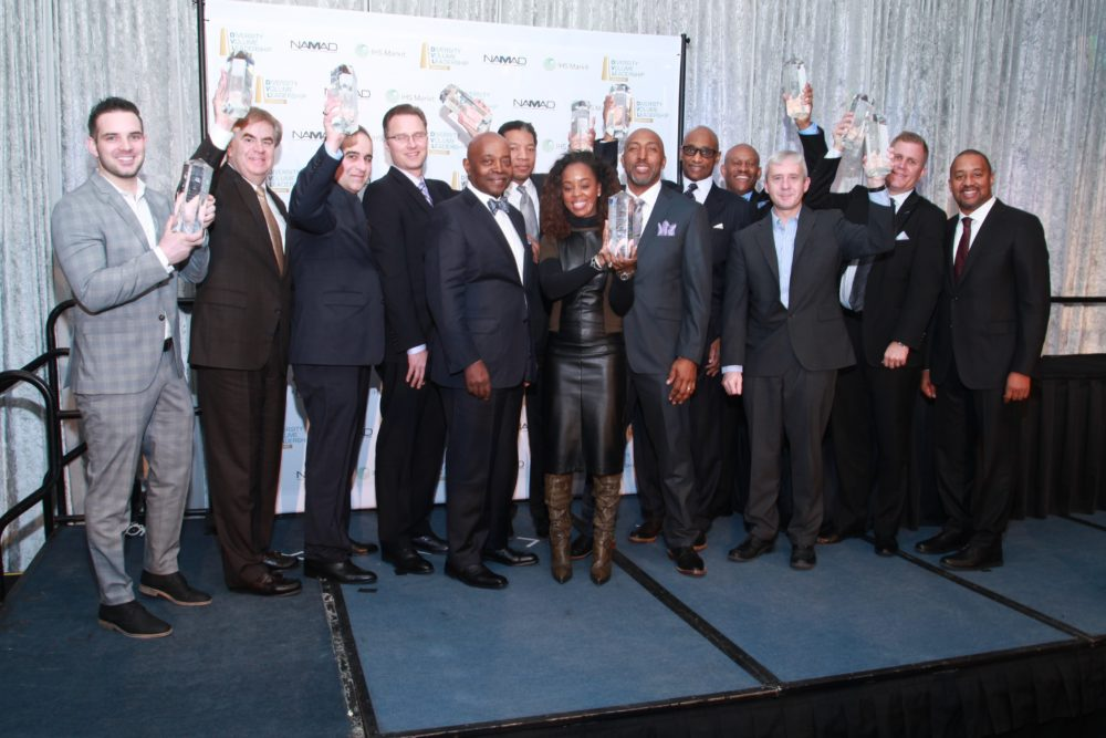 Award Ceremony Celebrates Auto Industry Diversity