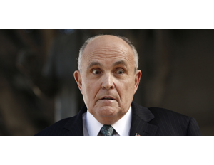 Trump Cybersecurity Czar Giuliani's Site Can Be Hacked by 'a 7-Year-Old'