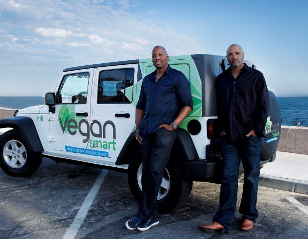 [Passion to Purpose]: Kareem Cook + Claude Tellis Talk VeganSmart
