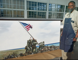 This Wrongly Convicted Artist Now Spreads Love Through Painting