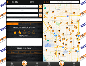 #Techies Hang up Military Uniform to Launch Pickup Basketball GPS App