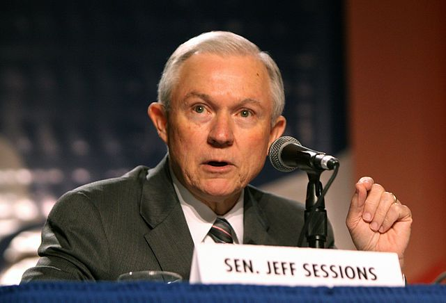 Jeff Sessions DOJ