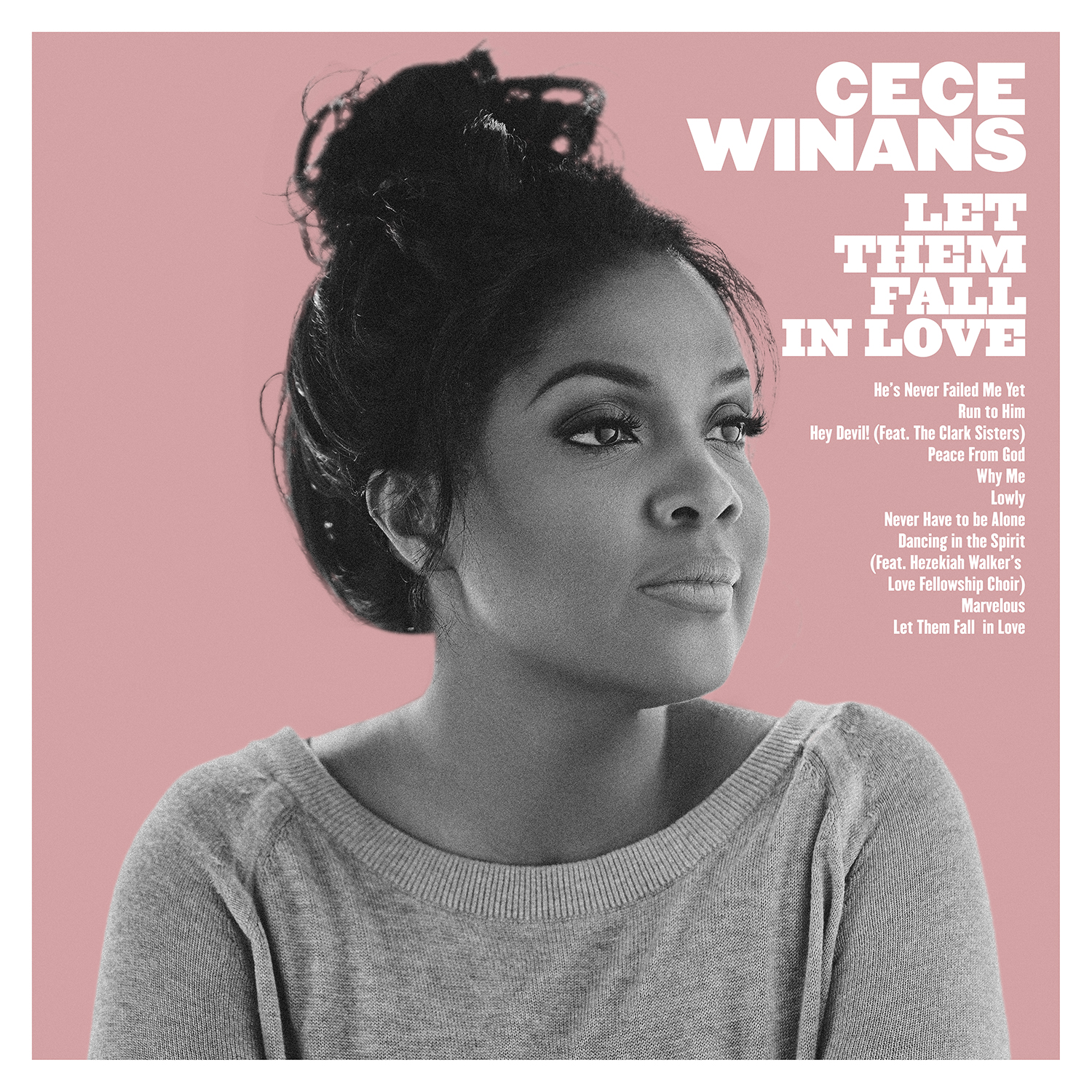 Cece Winans Says 226 Let Them Fall In Love 226 On First Album