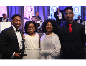 Navy Engineer Awarded at Black Engineer of the Year Gala