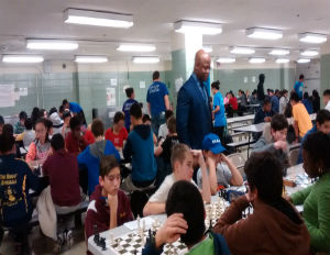First Black Chess Grandmaster Makes Big Move
