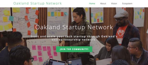Oakland Startup Network