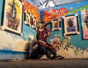 Artist Charly Palmer Talks the Business of Black Art