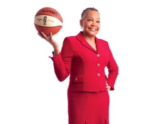One of the Most Powerful Women in the Sports Business: WNBA's Lisa Borders