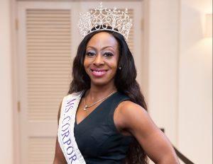 Texas M.B.A. Student Tenaj Ferguson Crowned Ms. Corporate America 2017