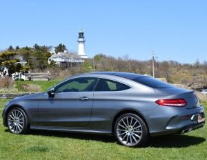 BE Luxury: 2017 Mercedes-Benz C300 Coupe
