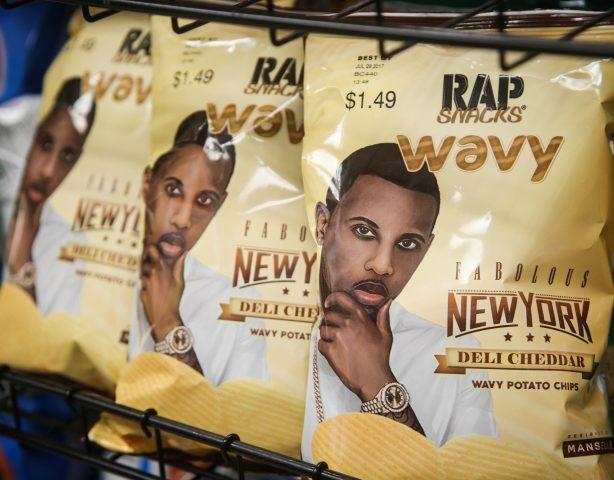Fabolous Rap Snacks
