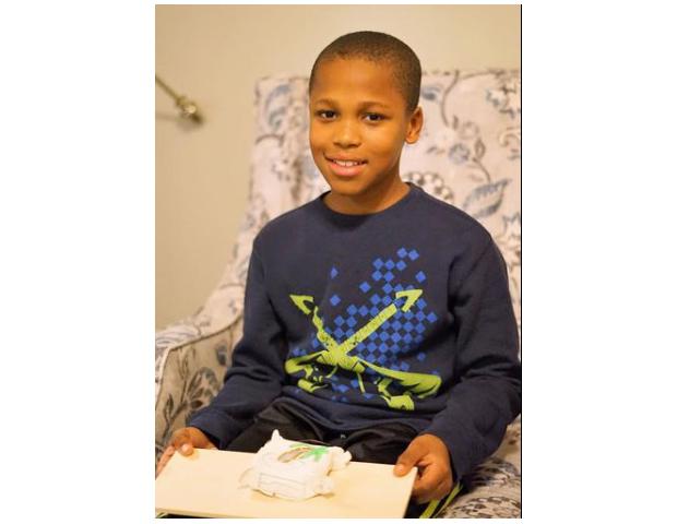 STEM education, african american boy, child inventors. child entrepreneurs