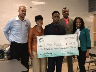 Murdered Man's Daughter Sets Up Scholarships for Young Black Men