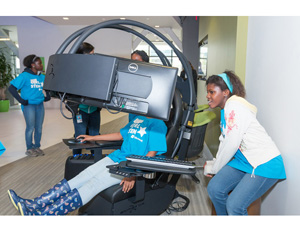 Microsoft Hosts Encouraging and Empowering Girls STEM Tech Day