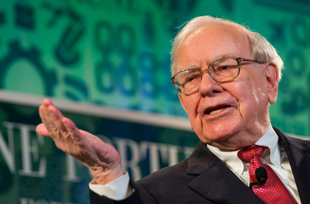 Warren Buffet's Family Fund Commits $90M to Empower Girls of Color