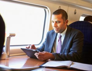 How to Get Work Done During Your Commute