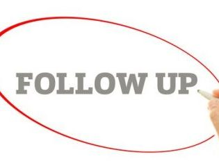 6 Reasons Why Business Owners Should Focus on Follow-Ups