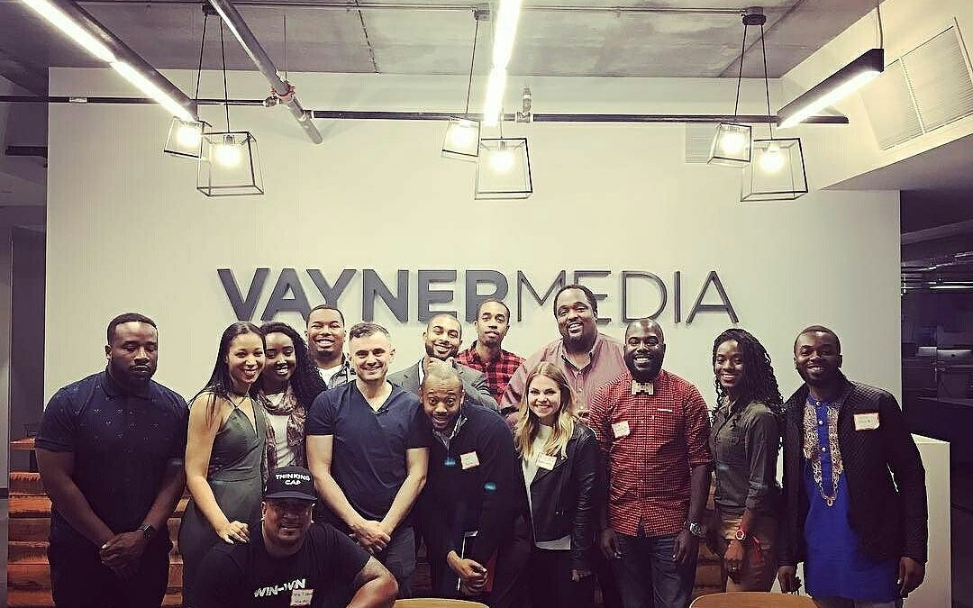 Gary Vee Holds Fireside Chat with Minority Entrepreneurs [Video]