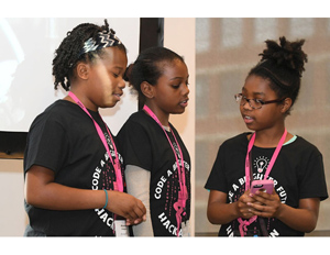I Just Judged My First Black Girls Code Hackathon